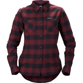 Sweet Protection W's Flannel Shirt Ron Red